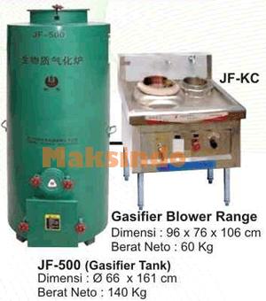 mesin kompor biomas organik