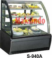 mesin cake pemajang kue