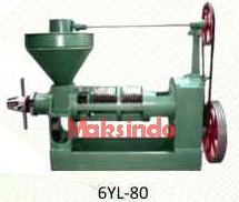 mesin pemeras minyak biji