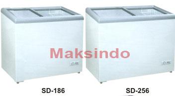 jual mesin freezer sliding flat maksindo