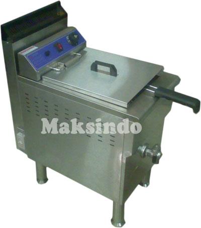 mesin gas deep fryer murah