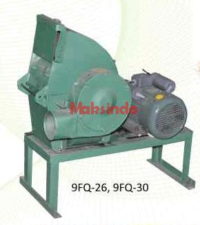 mesin hummer mill penghancur