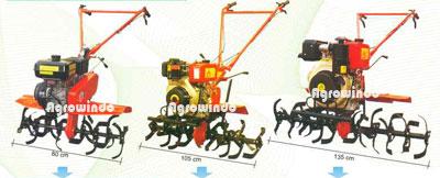 mesin traktor tangan maksindo