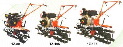 mesin traktor tangan hand traktor